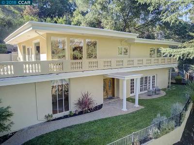 Orinda Single Family Home For Sale: 29 La Vuelta