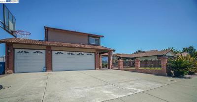 Union City Single Family Home For Sale: 4935 Caspar St
