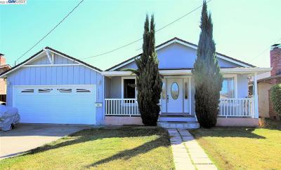 San Lorenzo Single Family Home For Sale: 16155 Via Catherine