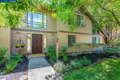 Walnut Creek Condo/Townhouse For Sale: 3112 Lippizaner Ln