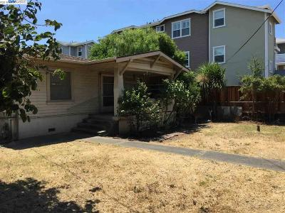 Hayward Single Family Home For Sale: 1430 North Lane