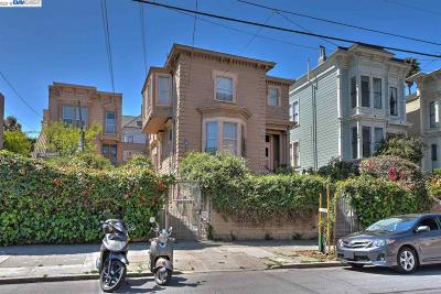 San Francisco Multi Family Home For Sale: 658 Shotwell St