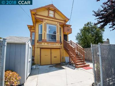 Single Family Home For Sale: 2224 Linden St
