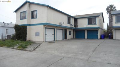 Richmond Multi Family Home For Sale: 540 16th Street