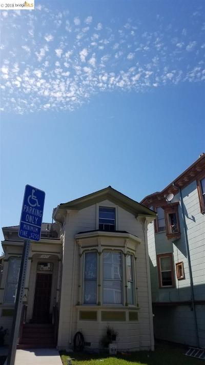 Oakland Multi Family Home For Sale: 1431 Linden St