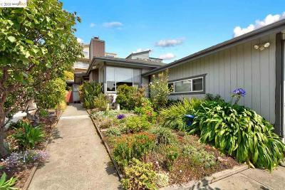 El Cerrito Single Family Home For Sale: 6511 Hagen Blvd.