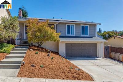 Hayward Single Family Home For Sale: 2936 Ralston Way