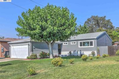 Pleasanton Single Family Home For Sale: 370 Amador Ct