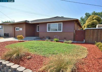 Livermore Single Family Home For Sale: 3445 Pestana Way