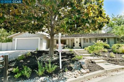 Danville CA Single Family Home For Sale: $1,495,000