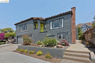 Berkeley Multi Family Home For Sale: 1447 Oxford Street