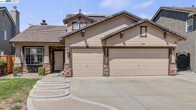 Tracy Single Family Home For Sale: 1551 Autumn Meadow Ln