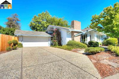 Walnut Creek Single Family Home For Sale: 2878 Grande Camino