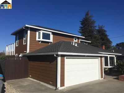 Vallejo Single Family Home For Sale: 156 Mesa Verde St