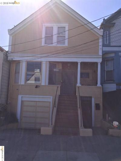 Bayview Single Family Home Active-Reo: 1593 Underwood