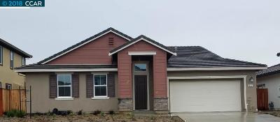 Oakley Single Family Home Price Change: 825 Ibis