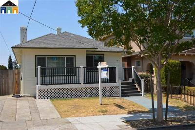 Oakland Single Family Home For Sale: 5411 Brookdale Ave