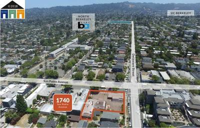 Berkeley Residential Lots & Land For Sale: 1740 San Pablo Avenue