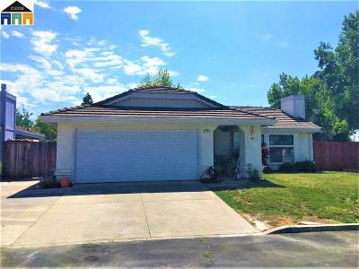 Concord Single Family Home For Sale: 4000 Earhart Drive