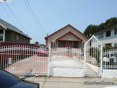 Oakland Single Family Home For Sale: 1717 89th Ave