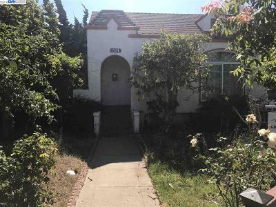 Richmond Single Family Home For Sale: 764 Wilson Ave