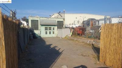 Oakland Commercial For Sale: 8310 Amelia St