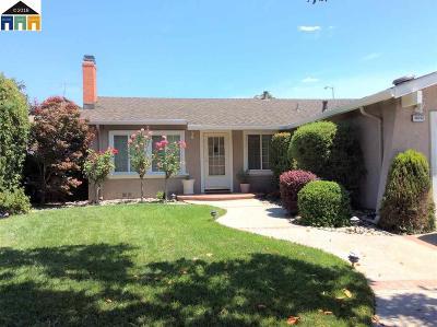 Newark Single Family Home For Sale: 36292 Cedar