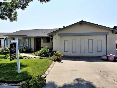Union City Single Family Home Price Change: 31375 Santa Fe Way