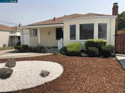 Hayward Single Family Home For Sale: 21366 Santos Street