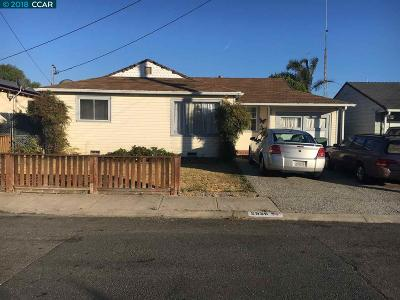 San Pablo Single Family Home For Sale: 2926 Devon Way