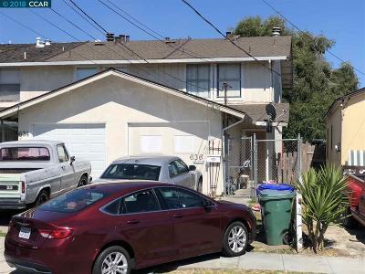 Richmond Condo/Townhouse For Sale: 636 S 30th St