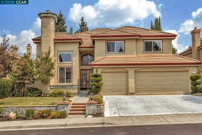 Danville, Pleasanton Single Family Home For Sale: 136 Rassani Dr