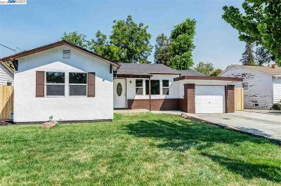 Concord Single Family Home For Sale: 2521 Maple Ave
