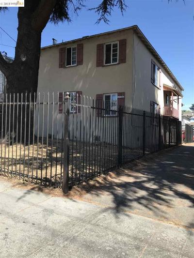 Oakland Multi Family Home For Sale: 2138 High Street