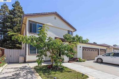 Hercules Single Family Home New: 1243 Hercules Ave