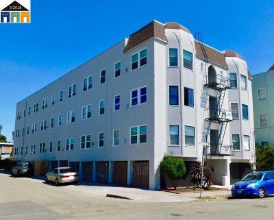 Berkeley Multi Family Home For Sale: 1951 Chestnut St