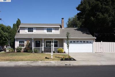 Livermore Single Family Home New: 1275 Hillview Dr