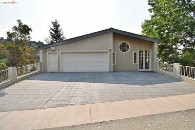 Berkeley Single Family Home For Sale: 7070 Buckingham Blvd