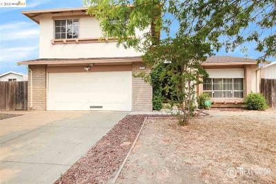 Antioch Single Family Home For Sale: 911 Coyote Ct