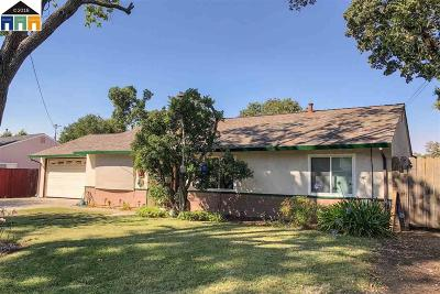 Concord Single Family Home Price Change: 4093 Nulty Dr
