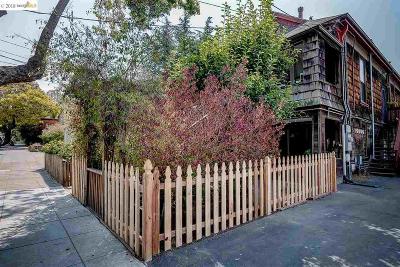 Berkeley Condo/Townhouse New: 1730 Hearst #1