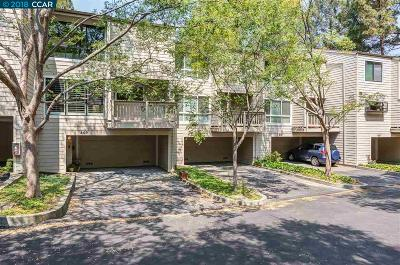 Moraga Condo/Townhouse For Sale: 407 Woodminster Dr