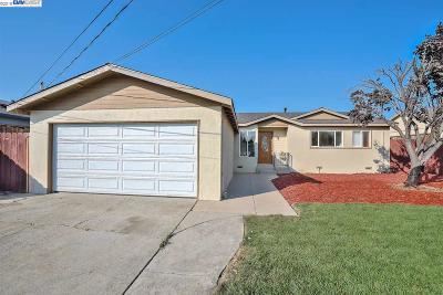 Newark Single Family Home For Sale: 36266 Haley St