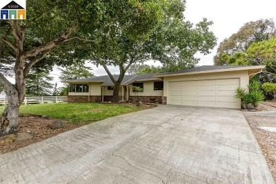 Hayward Single Family Home For Sale: 3580 Star Ridge Rd.