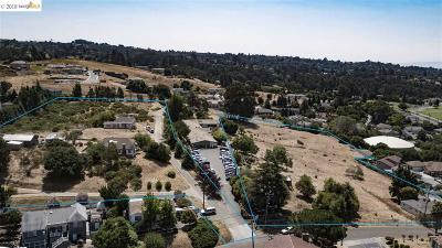 Hayward Residential Lots & Land New: 3231 D Street