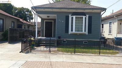Antioch Single Family Home For Sale: 119 W 5 Th