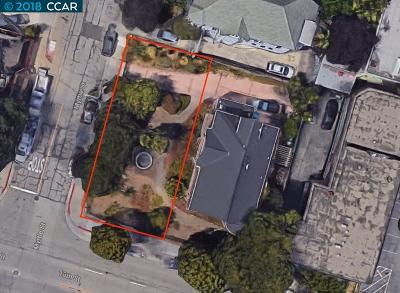 Oakland Residential Lots & Land For Sale: 18th