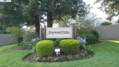 Hayward Condo/Townhouse For Sale: 24053 Dover Ln
