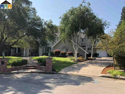 Walnut Creek Single Family Home For Sale: 850 Gail Court