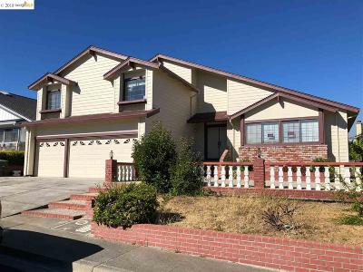 Vallejo Single Family Home For Sale: 150 Preakness Ln